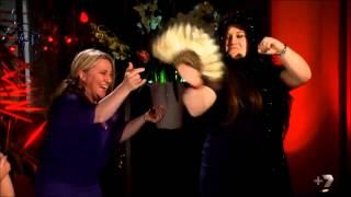 MKR Season 6 Contestant Celine is 2 Legit 2 Quit with Spanish Dance Moves