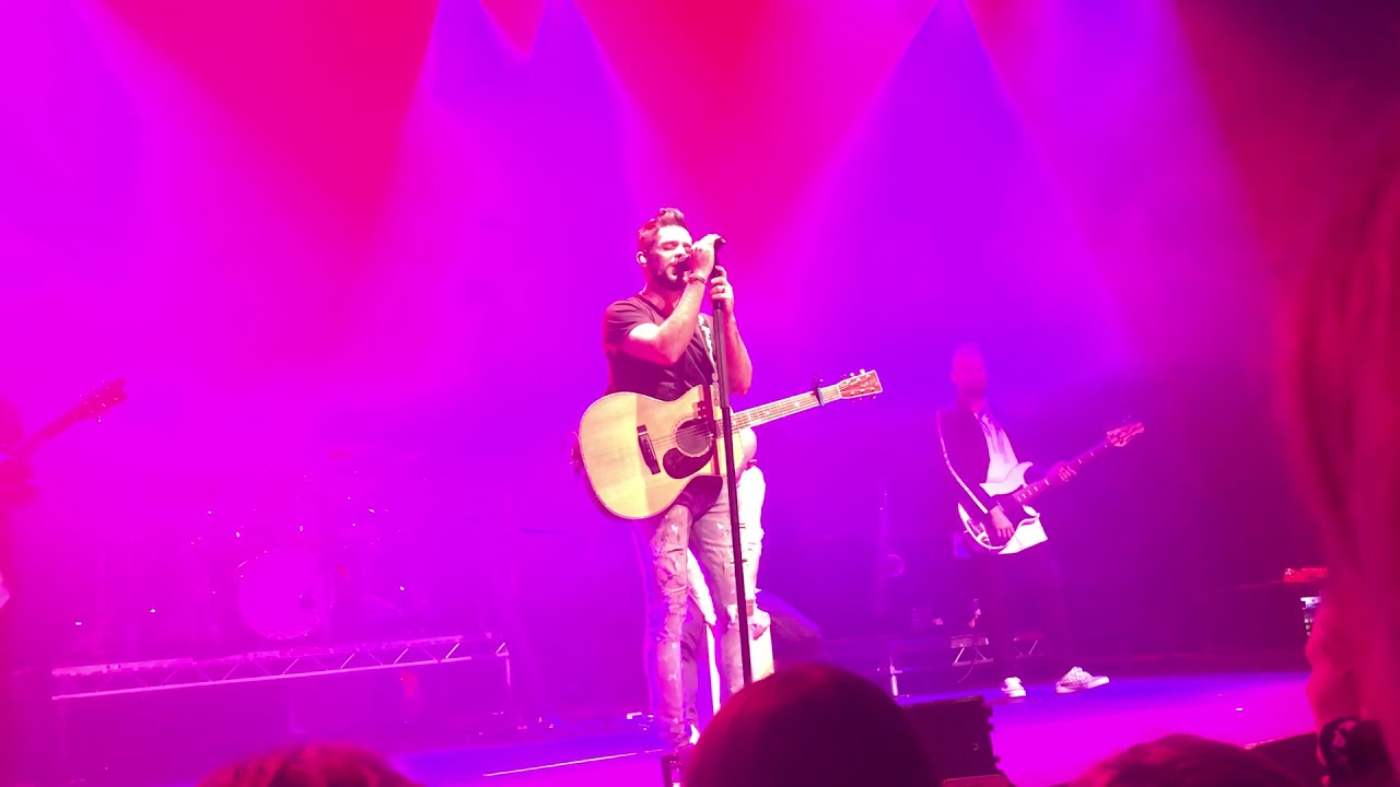 Thomas Rhett - Banter & Marry Me live at the Roundhouse, London, November 10, 2017 #1
