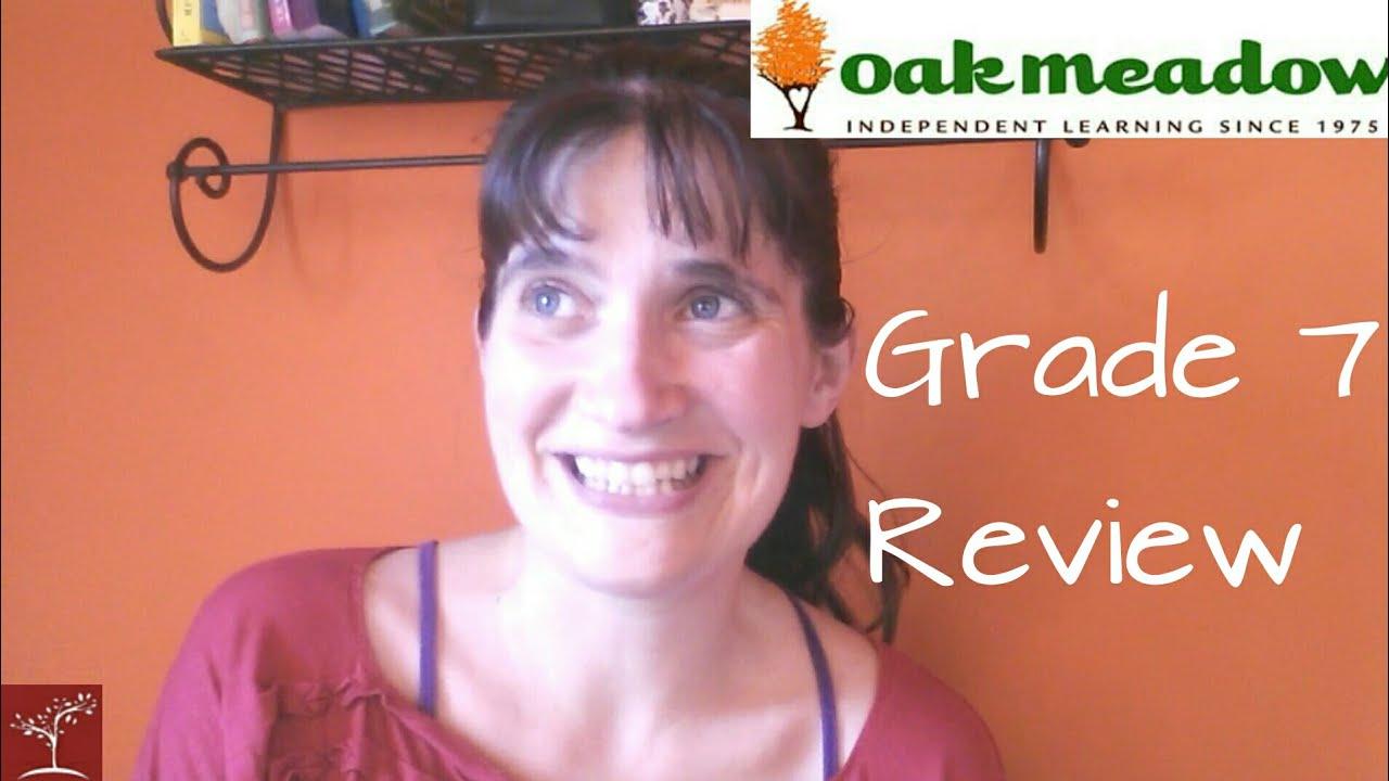 Oak Meadow Grade 7 Curriculum A Review And Description