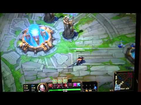 League Of Legends - Small Mouse Cursor On High Resolution Display Fix