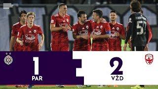 PARTIZAN - VOŽDOVAC 1:2 |  Superliga Srbije | Highlights