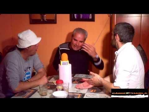"""Juanelo, la Wikipedia del Carnaval de Cádiz"" (Canal Cádiz Habla Tv) 2/2 Partes- 2013"