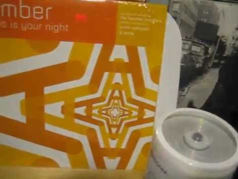 Amber Mega Mix - One more night -This is your night - Sensual