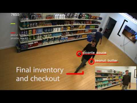Autonomous Checkout, Real Time System V0.21