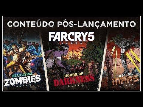 Far Cry 5: Expansões, Passe de Temporada, Far Cry Arcade e pós-lançamento! | Trailer