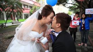愛情符號 - August & Alyn 婚紗側錄MV