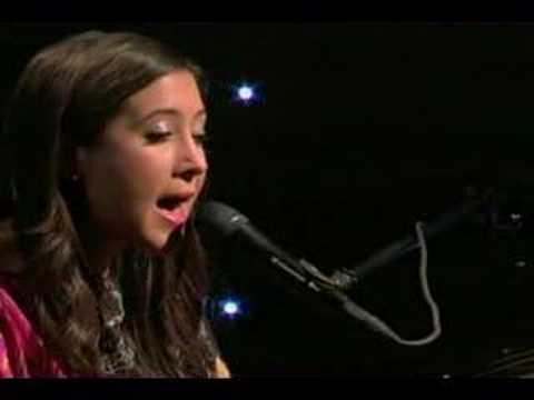 Vanessa Carlton  White Houses Acoustic @ VH1