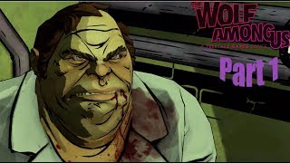 Torturing Tweedle Dee!!   The Wolf Among Us Episode 2 - Part 1