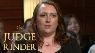 Defendant's Hamster Ate Her Car | Judge Rinder