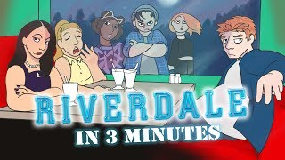The Story of Riverdale in 3 Minutes! | Original Animation