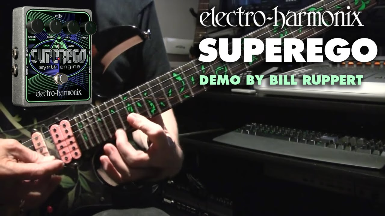 Electro-Harmonix Superego Synth Engine