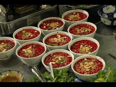 Cách đánh tiết canh ngon không bị đông - cách làm tiết canh vịt ngon- Blog hướng dẫn nấu ăn