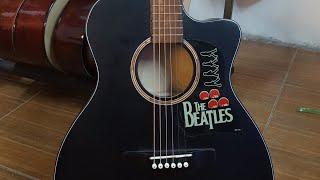 Đàn guitar CHUẨN ĐỆM HÁT cho người tập.800k. Có ty.
