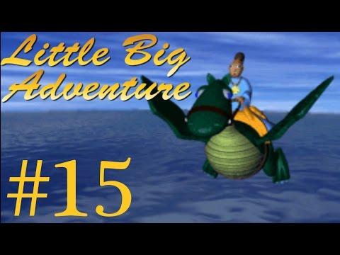 Little Big Adventure (Enhanced Edition) Walkthrough part 15 |