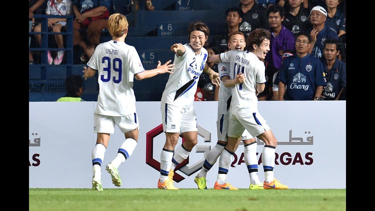 Buriram United 1-2 Gamba Osaka