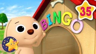 How To Spell B-I-N-G-O | Fun Learning with LittleBabyBum | NurseryRhymes for Kids