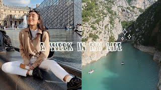 A Week in my WiLd Life | solo travel through Europe