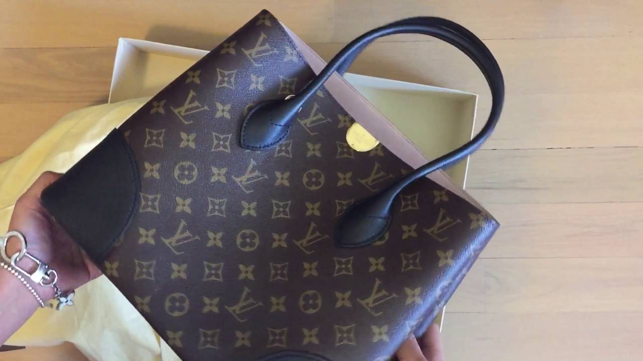 b3009dc4fe65 LOUIS VUITTON FLANDRIN UNBOXING 2016 - YouTube