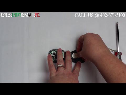 How To Program A Gm Remote Gm Remote Initialization Pr