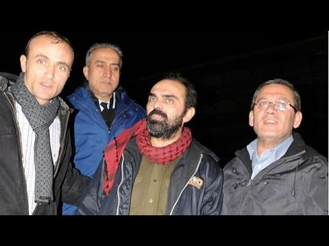 Turkish journalist freed after kidnap ordeal in Syria