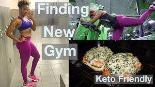 MOVING TO ATLANTA!! | Finding a new gym | DejaFitBeauty