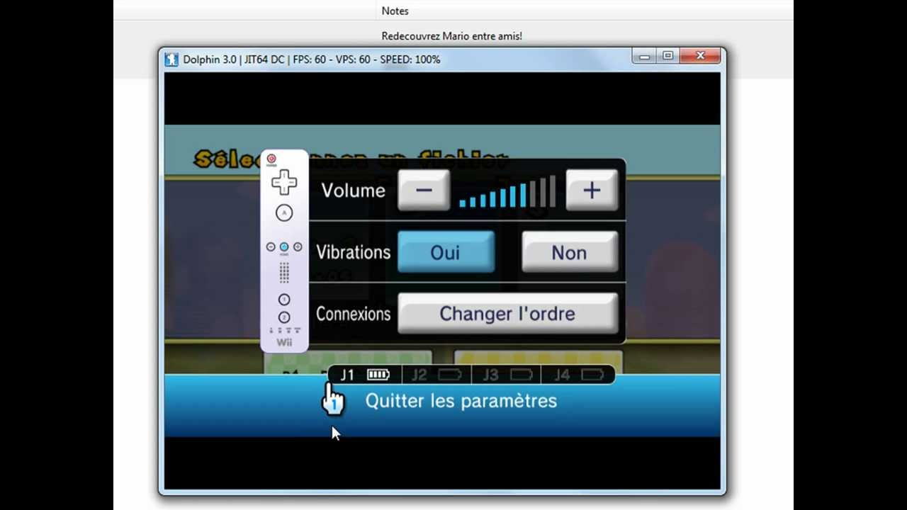 Tuto emulateur nintendo wii 3 0 nouvelle version windows - Open office windows 7 gratuit francais ...