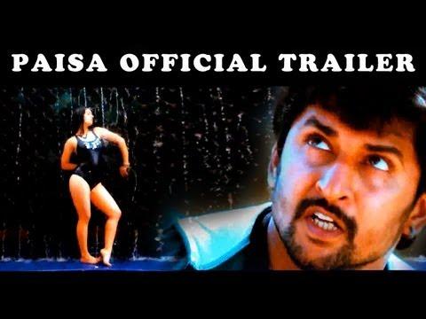 Paisa Official Trailer : Nani, Catherine Tresa, Siddhika Sharma