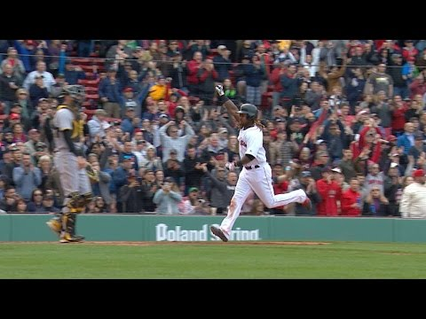 4/13/17: Red Sox rally and finish the...