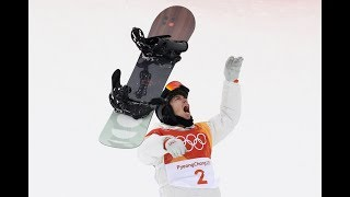 Shaun White Olympic Gold Snowboarding 2018