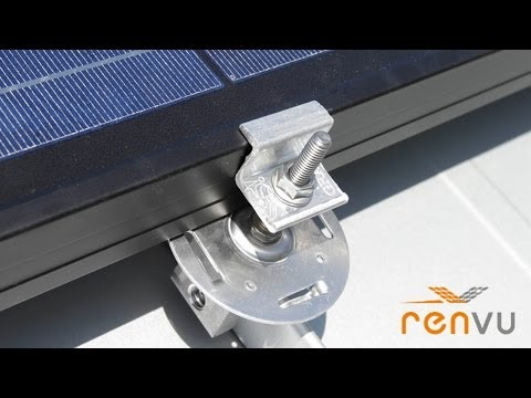 How to Install the S-5! PV Kit Solar Roof Attachment Solution