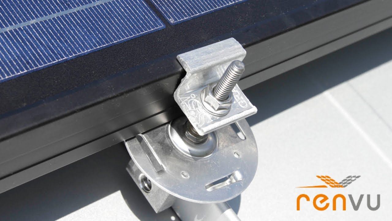 How To Install The S 5 Pv Kit Solar Roof Attachment