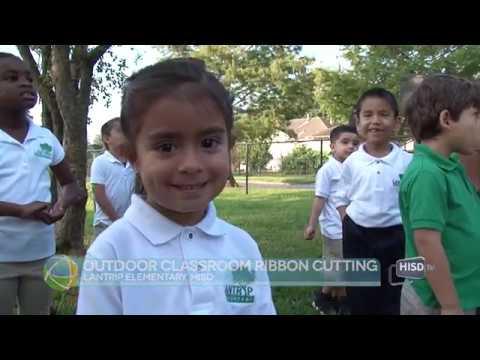 Just Energy Donates Sustainable Garden to Houston Lantrip Elementary School