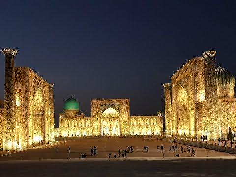 Uzbekistan travel video