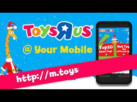Toys R Us @ Your mobile