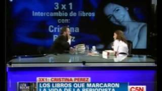 C5N - ESTA NOCHE LIBROS - CRISTINA PEREZ
