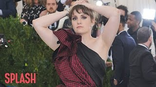 Lena Dunham Slams Magazine for Calling Out Her Weight Loss | Splash News TV