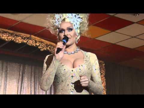 Stella Diva Fox отжигает, смотреть до конца))))