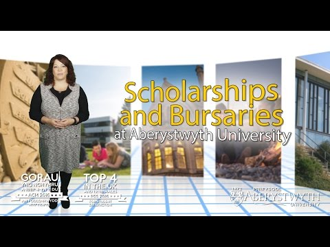 Scholarships and Bursaries – Undergraduate