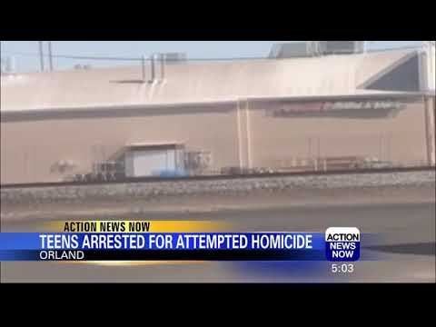 Police Investigating Attempted Homicide at Orland High School