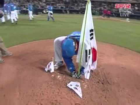 イチロー 無礼な韓国に激昂する! Ichiro Suzuki was quite angry at ...