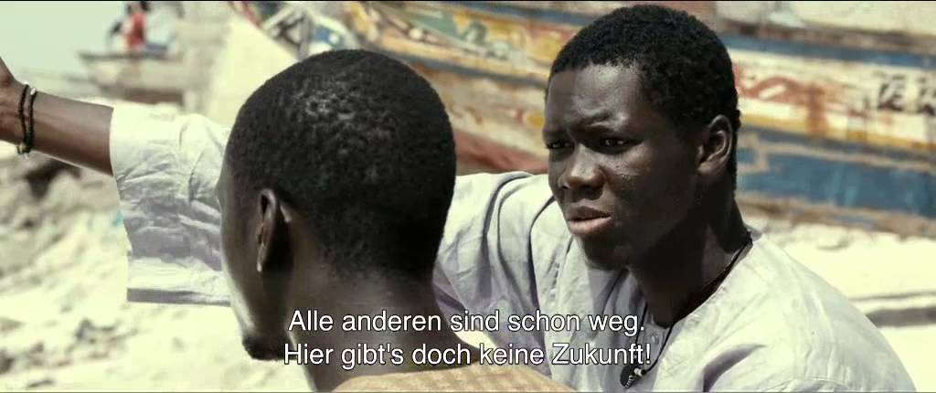 """Trailer La Pirogue / Die Pirogue"""" von Moussa Touré (Deutsch)"""
