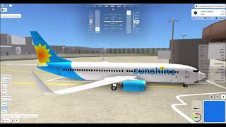 ROBLOX - Acceleration - [3] - 737-800 Landing Compilation