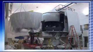 Building a Boeing 787 Dreamliner flight simulator