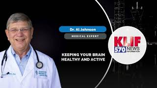 Keeping your brain healthy and active || Dr. Al Johnson