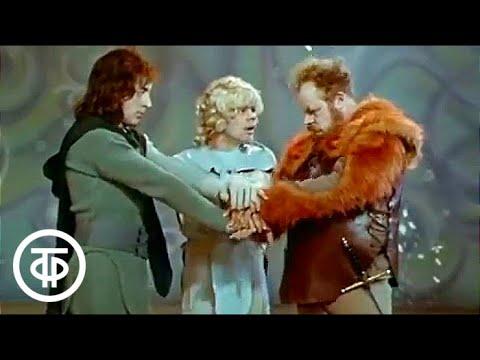 """У.Шекспир. Двенадцатая ночь. Серия 2. """"Современник"""". А.Вертинская, М.Неелова, Ю.Богатырев  (1978)"""