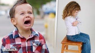 Mira como controlar los berrinches de tu hijo