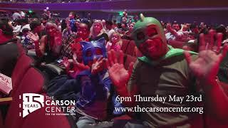 PJ Masks Live at the Carson Center May 23
