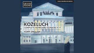 Keyboard Sonata No. 42 in F Major, Op. 53 No. 2, P. XII:47: I. Poco adagio - Allegro molto