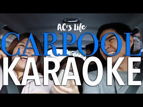 AC's Life: Carpool Karaoke!