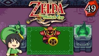 "The Legend of Zelda: The Minish Cap - Part 49: ""Four Keys"""